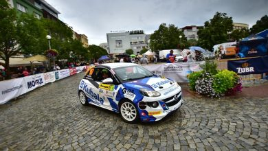 Photo of Barum Czech Rally Zlin. Opel Adam Cup 2019. Polscy reprezentanci w Czechach