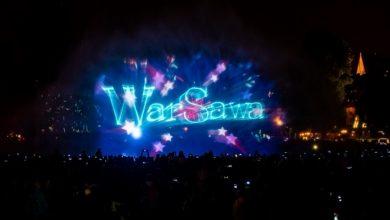 """Photo of Warszawa. Dodatkowy pokaz widowiska """"Wars i Sawa"""" w Multimedialnym Parku Fontann"""