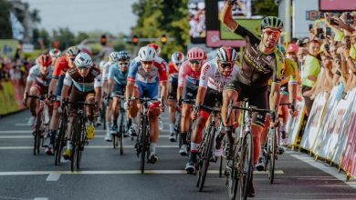 Photo of Ackermann liderem Tour de Pologne 2019. Mezgec wygrał drugi etap w Katowicach