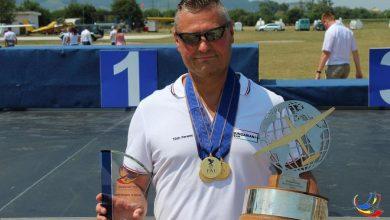 Photo of Ferenc Tóth wygrał Mistrzostwa Świata w Akrobacji Szybowcowej. Stanisław Makula na 7. miejscu w kategorii Unlimited