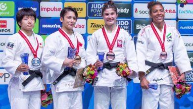 Photo of Niesamowita Julia Kowalczyk! Polka zdobyła brązowy medal na Mistrzostwach Świata w judo