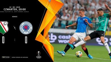 Photo of Eliminacje do Ligi Europy UEFA. Legia – Rangers FC. Bezbramkowy remis