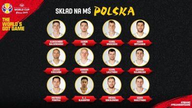 Photo of Poznaliśmy skład koszykarskiej kadry na mistrzostwa świata 2019 w Chinach