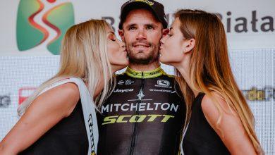 Photo of Tour de Pologne 2019. Luka Mezgec wygrał piąty etap. Contreras Najlepszym Góralem