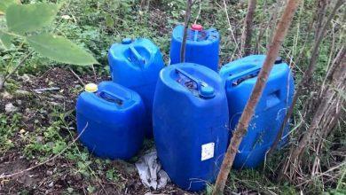 Photo of Oczyszczalnia Czajka. Stołeczni strażnicy miejscy zapobiegli kradzieży paliwa do pomp