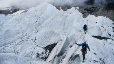 Photo of Andrzej Bargiel przed wejściem na Mount Everest. Czy przegra z pogodą?