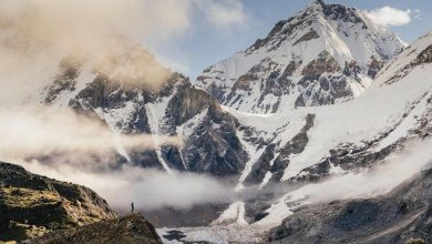 Photo of Himalaje. Andrzej Bargiel – Everest Ski Challange