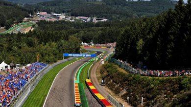 Photo of F1. Grand Prix Belgii. Leclerc najmłodszym zwycięzcą wyścigu w historii Ferrari! Kubica na 17. miejscu [ZDJĘCIA]