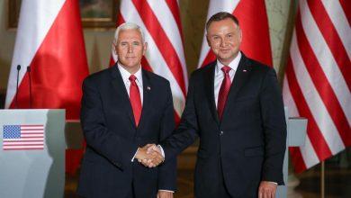 Photo of Warszawa. Michale Pence o rządach prawa. Wkrótce bez wiz do USA. Trump jesienią w Polsce?