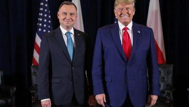 Photo of Relokacja wojsk USA do Polski? Duda spotka się z Trumpem w Białym Domu?