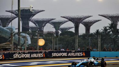 Photo of F1. Grand Prix Singapuru. Team z Ferrari najlepszy. Robert Kubica na 16. miejscu [ZDJĘCIA]
