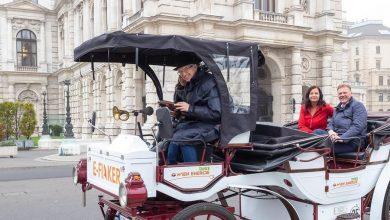 Photo of Elektryczna dorożka w Wiedniu. Doczekamy się tego ekologicznego transportu w Polsce? Najlepsze miasto do życia!