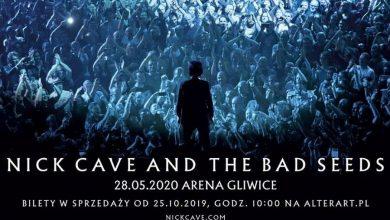 Photo of Nick Cave and The Bad Seeds z wiosenną trasą europejską 2020. Zespół zagra w Polsce