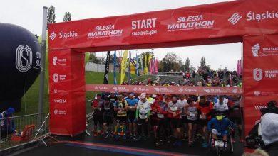 Photo of Rekordowy Silesia Marathon 2019. Kenijczycy pierwsi na mecie deszczowego biegu
