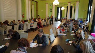 Photo of Jubileuszowa edycja Gdyńskiego Dyktanda. Zobacz z czym mierzyli się uczestnicy
