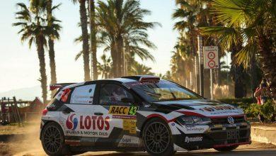 Photo of Rajd Hiszpanii 2019. Kajetan Kajetanowicz trzeci. Polak drugi w klasyfikacji generalnej WRC 2!