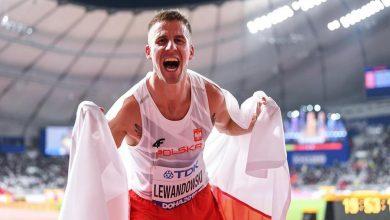Photo of Lekkoatletyczne MŚ 2019 Doha. Marcin Lewandowski zdobył brązowy medal. Rekord Polski!