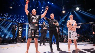 Photo of Gala Fame MMA. Marcin Najman w końcu wygrał walkę