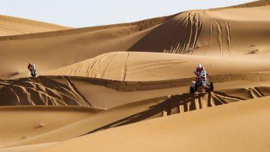"""Photo of Saharyjski maraton. Rafał Sonik przez 400 km nawigował """"po śladach"""""""