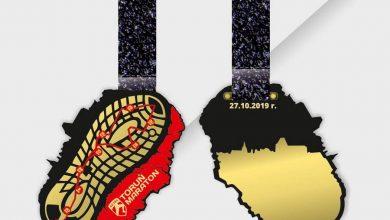 Photo of Łukasz Oskierko i Iryna Masnyk zwycięzcami Toruń Maraton 2019