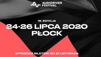 Photo of Poznaliśmy datę i miejsce jubileuszowej edycji festiwalu Audioriver 2020