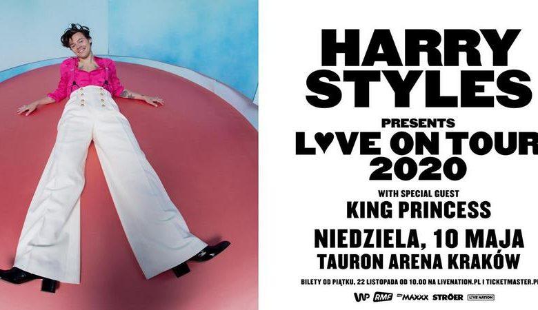Photo of Love On Tour 2020. Harry Styles po raz pierwszy w Polsce!