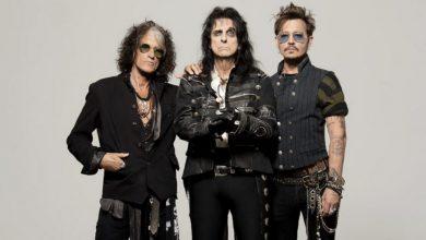 Photo of Hollywood Vampires. Johnny Depp zagra w Polsce