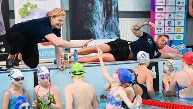 Photo of Otylia Swim Tour. Mistrzyni olimpijska w Katowicach i Sosnowcu