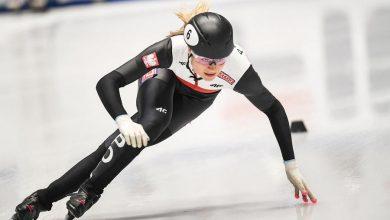 Photo of PŚ w short tracku. Natalia Maliszewska tuż za podium w Salt Lake City