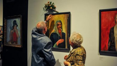 """Photo of """"Jan Hrynkowski. Opowieść artysty"""". Nowa wystawa w Muzeum Narodowym [ZDJĘCIA]"""
