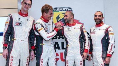 Photo of Rajd Węgier. Habaj trzecim kierowcą w Europie! Poloński wicemistrzem Europy w Abarth Rally Cup!