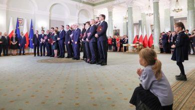 Photo of Prezydent Duda powołał nowy rząd. Nowe ministerstwa