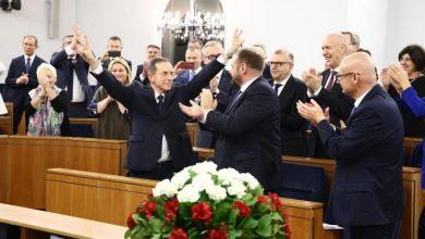Photo of Witek marszałkiem Sejmu. Grodzki marszałkiem Senatu. Wicemarszałkowie wybrani