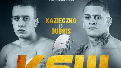 """Photo of Kazieczko vs """"Bad Boy"""" ostatnią walką gali KSW 52: The Race"""