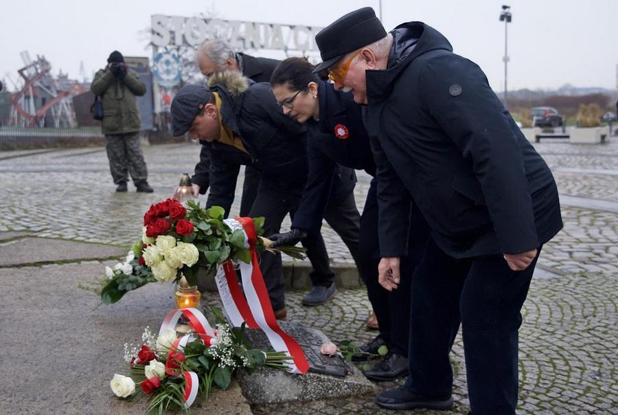 Gdańsk stan wojenny