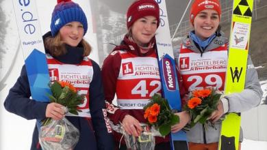 Photo of FIS Cup. Kinga Rajda najlepsza w Oberwiesenthal!