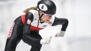 Photo of PŚ w short tracku. Natalia Maliszewska na podium. W Szanghaju powalczy o złoto