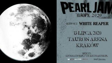 Photo of Pearl Jam wyruszy w europejską trasę koncertową 2020. Zespół zagra w Polsce