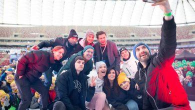 Photo of WF na Zimowym Narodowym z Gortatem. Gwiazdy i minister sportu na lodowisku [ZDJĘCIA]