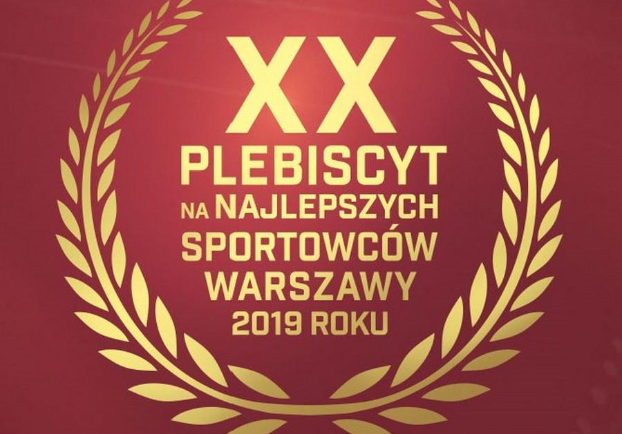 XX Plebiscyt na Najlepszych Sportowców Warszawy 2019 roku