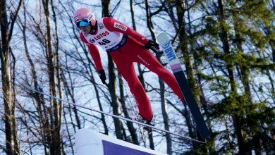 Photo of Turniej Czterech Skoczni 2019/2020. Dawid Kubacki trzeci w Oberstdorfie