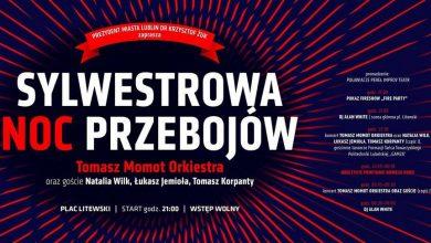 Photo of Sylwestrowa Noc Przebojów 2019/2020 w Lublinie. Artyści, pokaz ognia