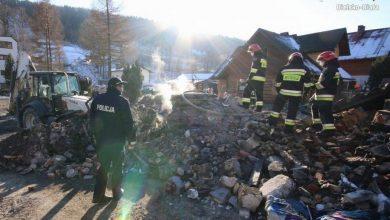 Photo of Wybuch budynku w Szczyrku. Zginęło osiem osób. Trwa wyjaśnianie okoliczności tragedii