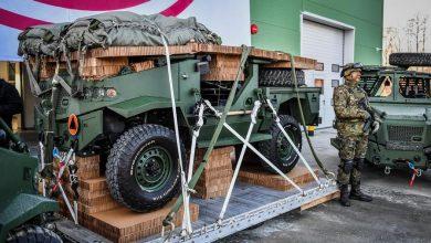 Photo of Nowe pojazdy wojsk aeromobilnych dla żołnierzy 6. Brygady Powietrznodesantowej