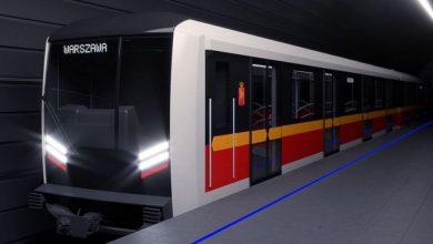 Photo of 45 nowych pociągów dla warszawskiego metra