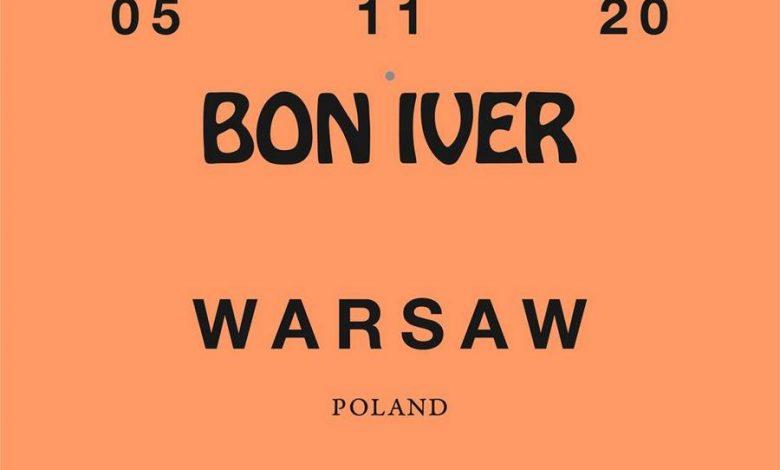 Photo of Zespół Bon Iver zagra w Polsce. Ma już dwie nagrody Grammy