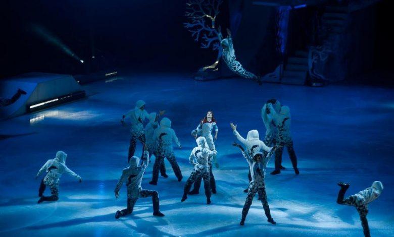 """Photo of Cirque du Soleil po raz pierwszy na lodzie. """"Crystal"""" rozpoczyna tournée po Polsce [ZDJĘCIA]"""