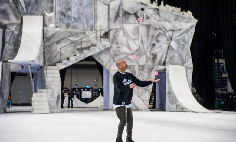 Photo of Zaglądamy za kulisy przedstawienia Cirque Du Soleil – Crystal [ZDJĘCIA]