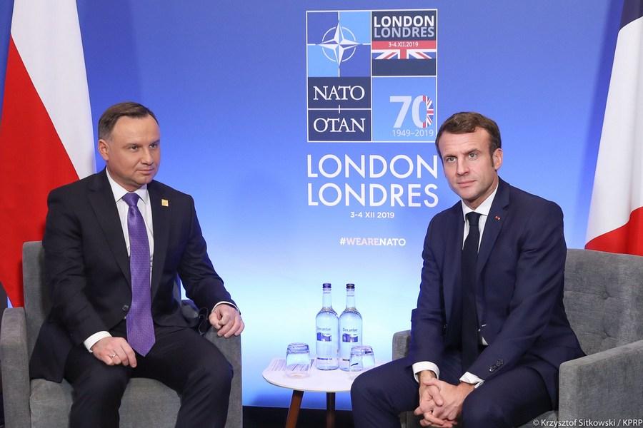 Emmanuel Macron duda