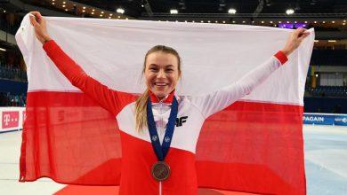 Photo of Mistrzostwa Europy 2020 w short tracku. Natalia Maliszewska z brązowym medalem